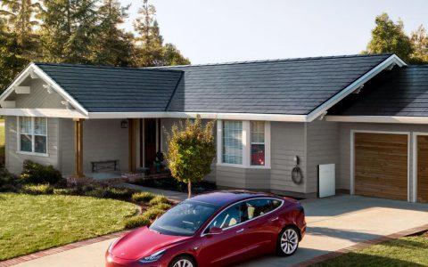 特斯拉推出易于安装的Solar Roof新瓷砖