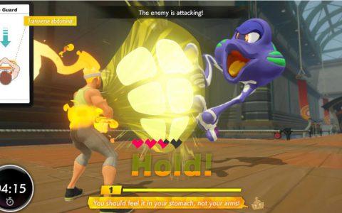 任天堂的《 Ring Fit Adventure》一款笨笨而有趣的游戏