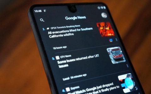 Google新闻可以在您的文章中以两种语言显示故事