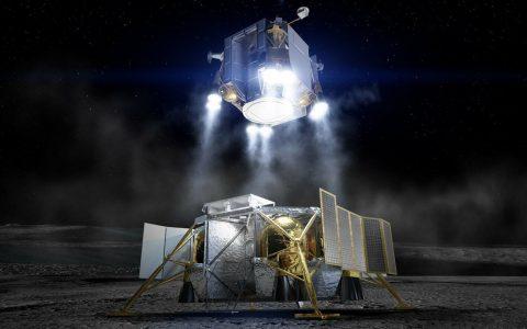 波音公司希望制造一种Artemis计划的月球着陆器