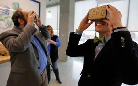 谷歌开源Cardboard决定退出基于手机的VR