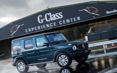 梅赛德斯·奔驰将生产电动G级SUV