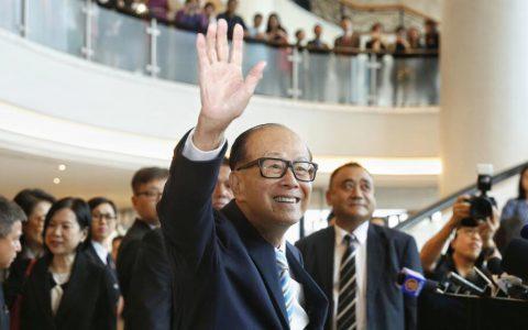 李嘉诚捐出6亿元助零售业,商户最多获发6万元