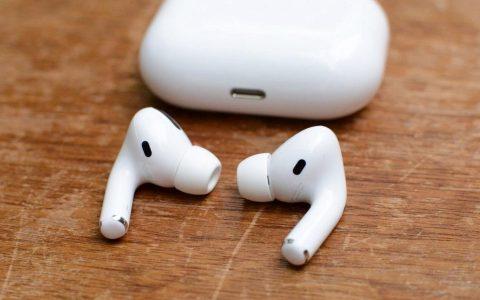 苹果Apple的AirPods Pro发布仅几周后就开始发售