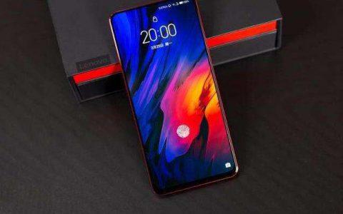 联想推出Z6 Pro 5G智能手机