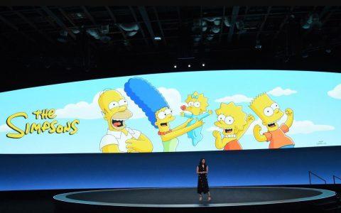 迪士尼+将在2020年解决其'辛普森一家'宽屏问题