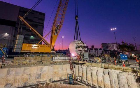 Boring Company签下4,860万美元合同将建设地下交通系统,将拉斯维加斯会议中心与校园相连