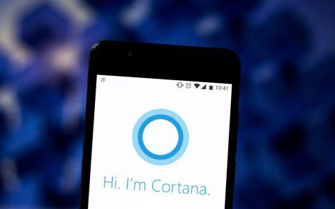 Microsoft将停止一些地区提供语音助手Cortana应用程序运行