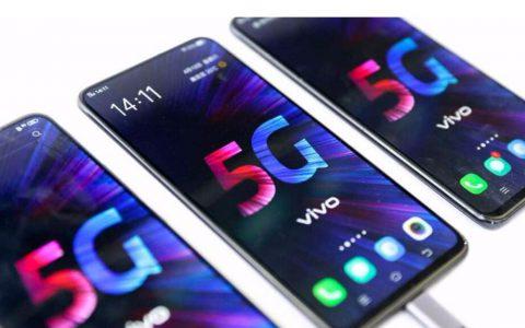 中国的5G手机出货量在第三季度达到485,000