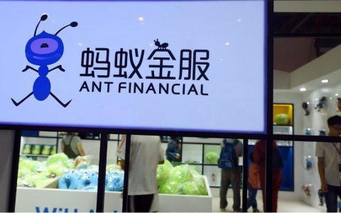 家中企晋身十大金融科技公司,蚂蚁金服蝉联榜首