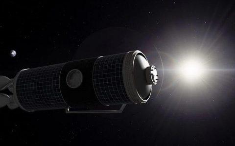 纳米机架预订SpaceX发射器以演示技术,可将使用过的航天器转变为轨道栖息地