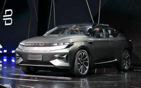 拜腾汽车获得在美国销售电动汽车的许可