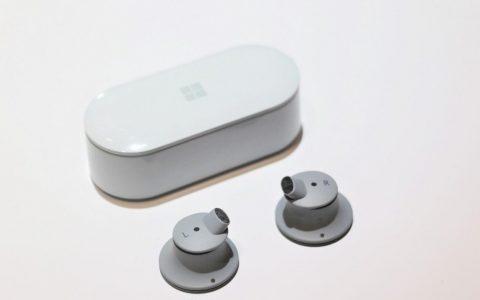 微软将Surface Earbuds推迟到2020年春季