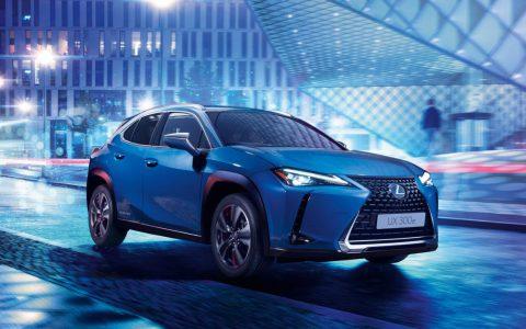 雷克萨斯推出首款量产电动汽车UX 300e