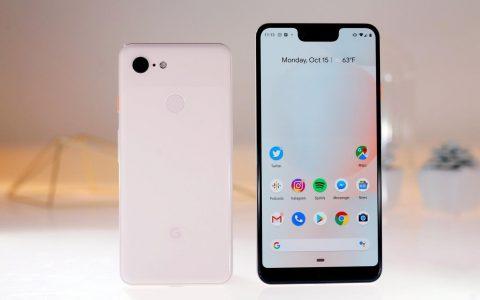亚马逊将Google Pixel 3的价格下调至349美元