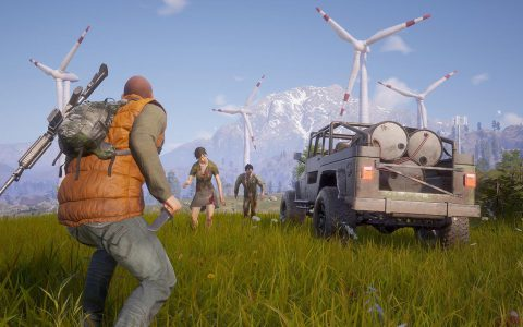 《腐烂国度2》(State of Decay 2)将在2020年初将僵尸游戏发布到Steam