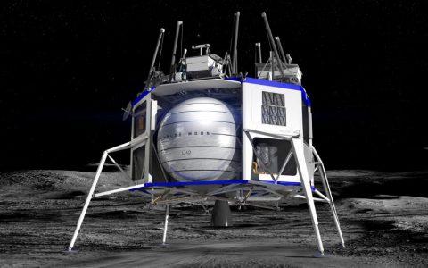 Max Q:NASA签署了新的月球运载公司
