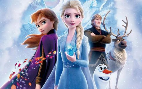 《冰雪奇缘2》为迪士尼带来了有史以来最大的动画电影首次亮相