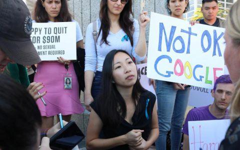 Google员工激进主义者丽贝卡·里弗斯已被解雇,原因:因涉嫌违反公司政策