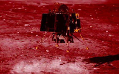 印度空间研究组织(ISRO)承认其月球着陆器坠毁