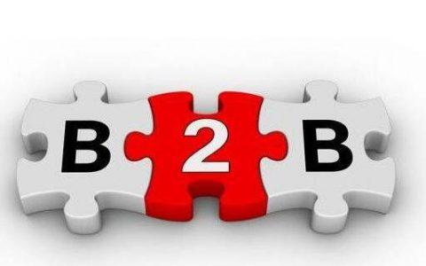 b2b平台推广网站