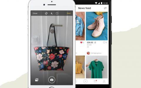 Vinted二手服装网站融资了1.41亿美元