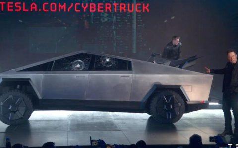 Tesla Cybertruck 电动皮卡车两天收订单18.7万架,不理想