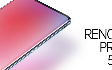 Oppo的Reno3 Pro将成为最薄的5G手机之一