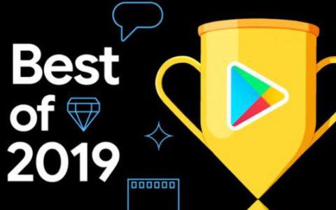 谷歌宣布2019年Play商店的年度下载量