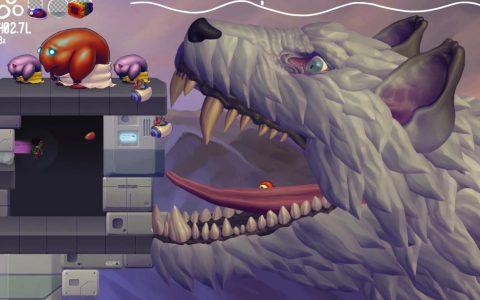 """Dragon平台游戏"""" EarthNight""""在Switch,PC,Mac和iOS上发布"""