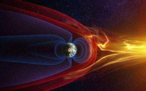 美国宇航局有史以来最接近的太阳飞越的太阳风