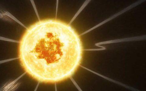 科学家:太阳磁场似乎正在翻转