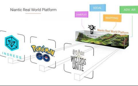 """高通公司与""""PokémonGo""""开发商合作,制造AR眼镜"""