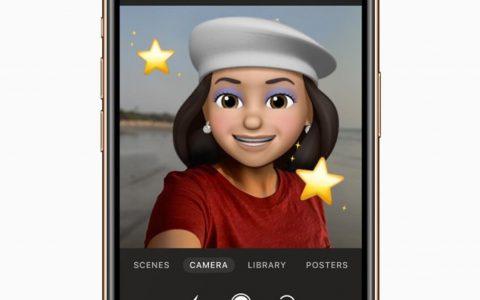 苹果将Memoji和Animoji引入其Clips视频创建应用