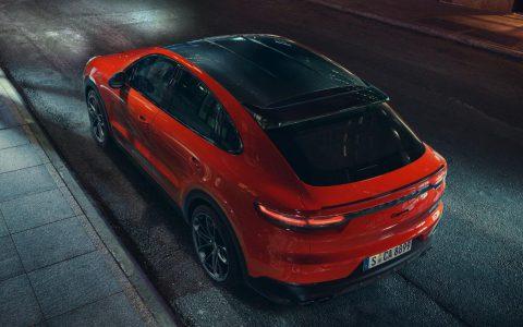 保时捷电动SUV的四电机动力总成点评