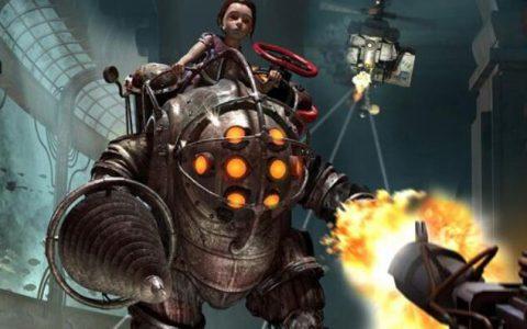 新的《生化奇兵》游戏由2K Games正在进行开发
