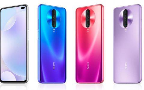 红米发布会:Redmi K30 5G推出低价120Hz萤幕配最新处理器