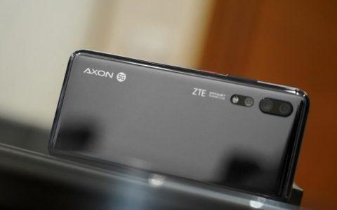 中兴通讯发布AXON 10s Pro 5G智能手机