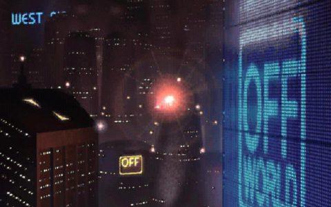 1997年的《银翼杀手》 PC游戏在GOG上线