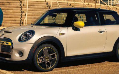 电动Mini Cooper SE汽车预订已在美国开放