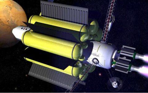前美国宇航局宇航员正在建造等离子动力火星火箭