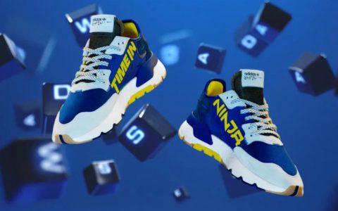 阿迪达斯与忍者的运动鞋合作将于12月31日开始发售