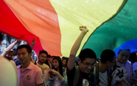同性恋婚姻合法化推进,人大法工委:意见建议写入《民法典》