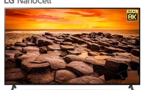 LG于2020年推出8款新OLED和LCD电视进行8K认证