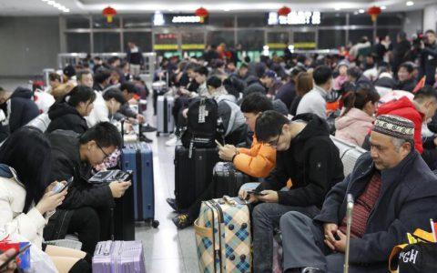2020春运将于周五(10日)正式启动,旅客量将达30亿人次