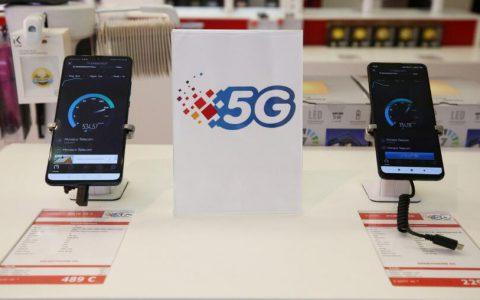2019年中国5G手机出货量逾千万整体手机出货量却降6.2%
