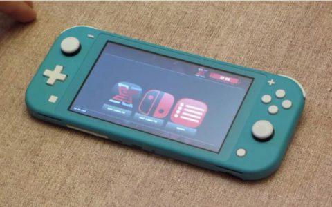 任天堂Switch Lite破解芯片曝光农历年后出货
