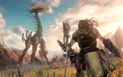 《地平线:零黎明》游戏将于今年登陆PC