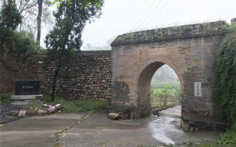 河南洛阳 春秋时期的滑国故城
