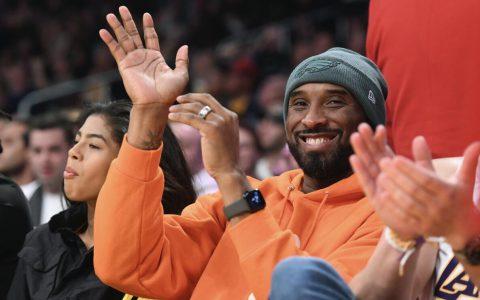 退役NBA巨星高比拜仁(Kobe Bryant)今晨乘直升机坠机身亡
